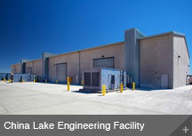 China Lake Engineering Facility