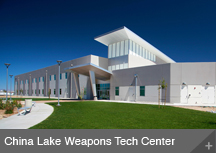china lake weapon center