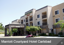 Marriott Courtyard Hotel Carlsbad