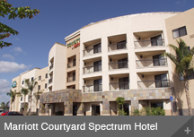 Marriott Courtyard Spectrum Hotel