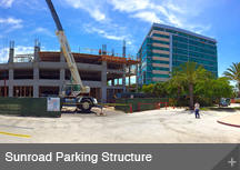 Sunroad Parking Structure