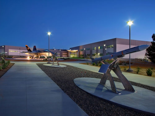 China Lake Weapons Tech Center