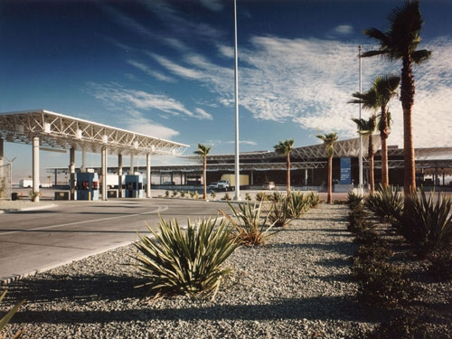 Otay Mesa Port of Entry