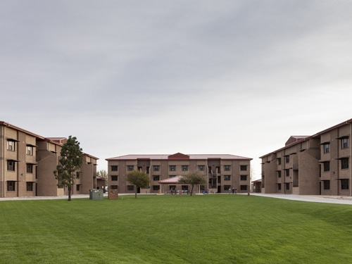 Travis Air Force Base Dormitory