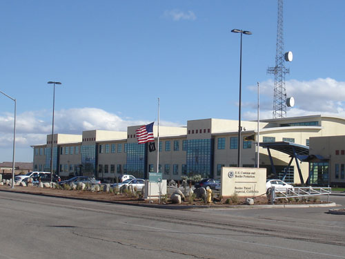 Border Sector HQ El Centro