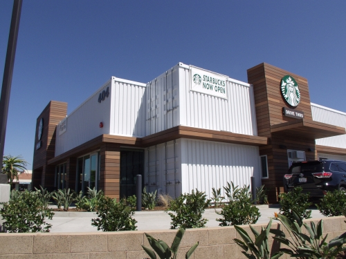 Renovation Brings Starbucks to Fenton Development in National City