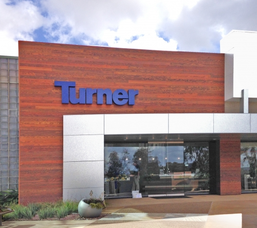Turner Construction has moved into a new office in San Diego